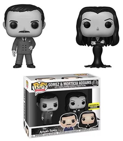Funko Pop The Addams Family Vinyl Figures 12