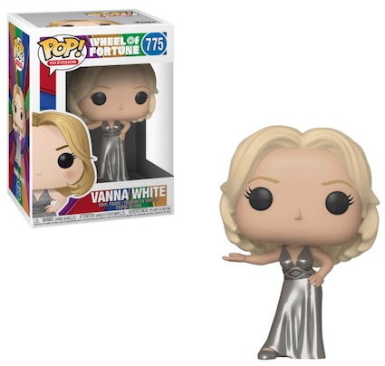 Funko Pop Wheel of Fortune Vinyl Figures 3