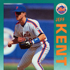 Top 10 Jeff Kent Baseball Cards