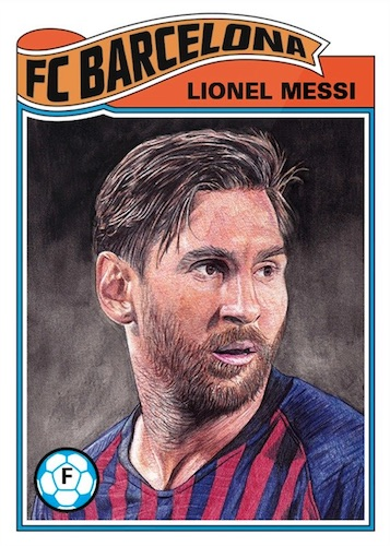 Topps Living Set UEFA Champions League Soccer Cards 1