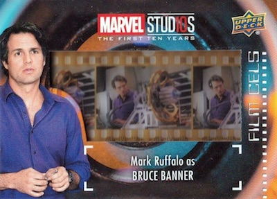 2019 Upper Deck Marvel Studios First Ten Years Trading Cards 5
