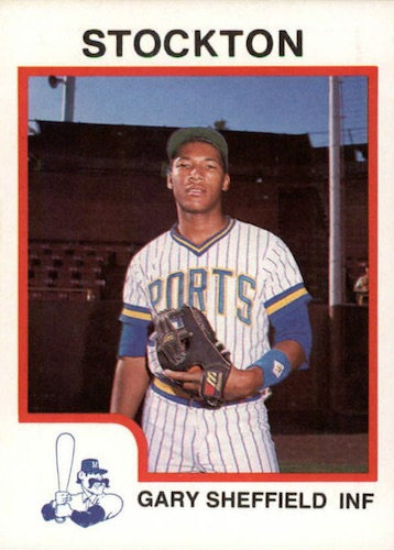 Top 10 Gary Sheffield Baseball Cards 4
