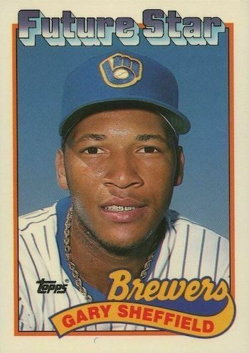 Top 10 Gary Sheffield Baseball Cards 10