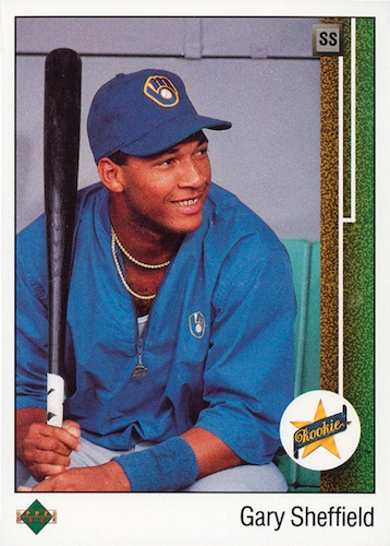 Top 10 Gary Sheffield Baseball Cards 12