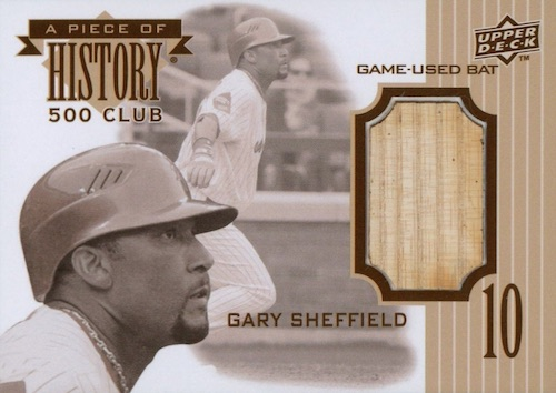 Top 10 Gary Sheffield Baseball Cards 5