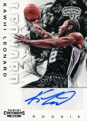 Top Kawhi Leonard Rookie Cards to Collect 3
