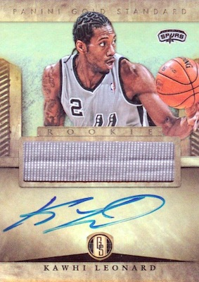 Top Kawhi Leonard Rookie Cards to Collect 7