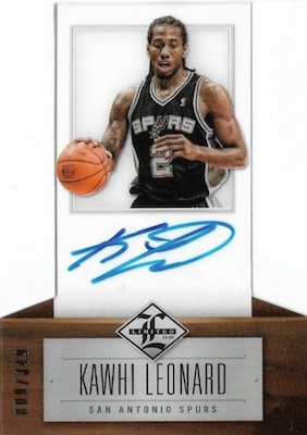 Top Kawhi Leonard Rookie Cards to Collect 4