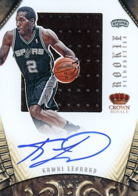Top Kawhi Leonard Rookie Cards to Collect 8