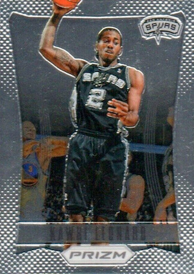 Top Kawhi Leonard Rookie Cards to Collect 1