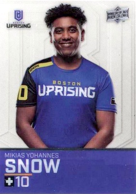 2017-18 Upper Deck Overwatch League Inaugural Trading Cards 26