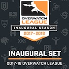 2017-18 Upper Deck Overwatch League Inaugural Trading Cards