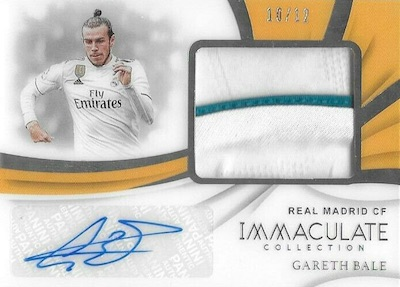 2018-19 Panini Immaculate Collection Soccer Cards 4