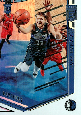 2018-19 Panini Chronicles Basketball Cards 34