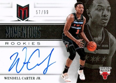 2018-19 Panini Chronicles Basketball Cards 45