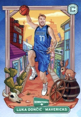 Top Luka Doncic Rookie Cards to Collect 14