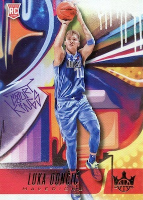 Top Luka Doncic Rookie Cards to Collect 4