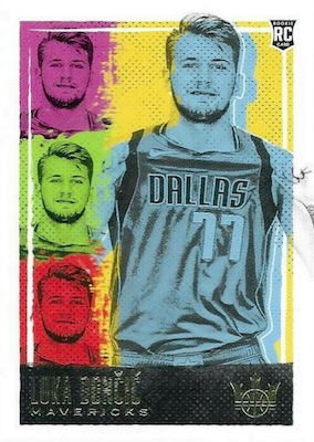 Top Luka Doncic Rookie Cards to Collect 5
