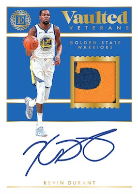 2018-19 Panini Encased Basketball Cards 5
