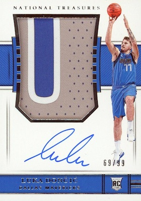 Top Luka Doncic Rookie Cards to Collect 27