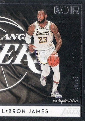 2018-19 Panini Noir Basketball Cards 23