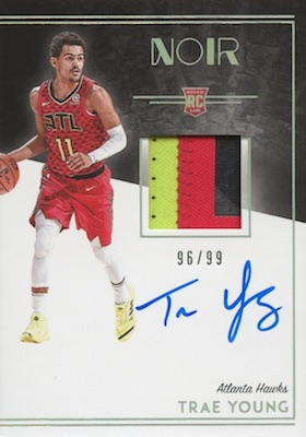 2018-19 Panini Noir Basketball Cards 4