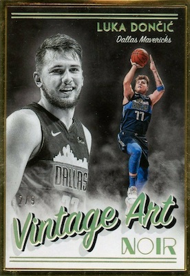 2018-19 Panini Noir Basketball Cards 3