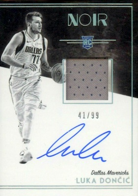 Top Luka Doncic Rookie Cards to Collect 28