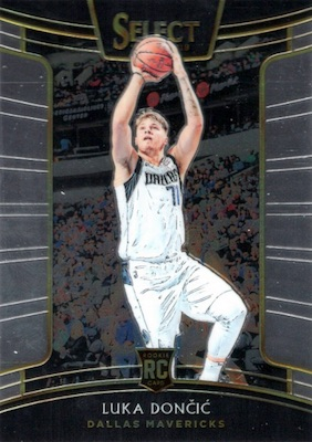 Top Luka Doncic Rookie Cards to Collect 10