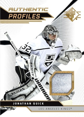 2018-19 SP Hockey Cards 5