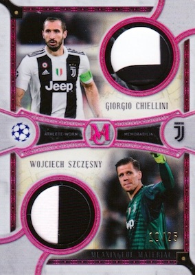 2018-19 Topps Museum Collection UEFA Champions League Soccer Cards 7