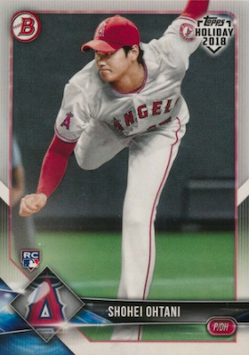 Shohei Ohtani Rookie Cards Checklist and Gallery 11