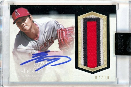 Shohei Ohtani Rookie Cards Checklist and Gallery 52