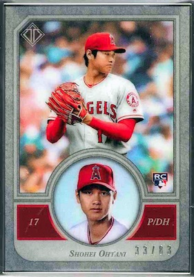 Ultimate Shohei Ohtani Rookie Cards Checklist and Gallery 79