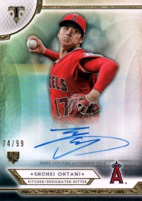 Shohei Ohtani Rookie Cards Checklist and Gallery 81