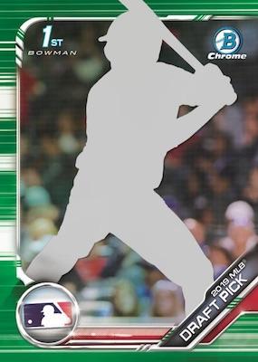 2019 Bowman Draft Baseball Cards - Checklist Added 4
