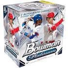 2019 Bowman Platinum Baseball Cards