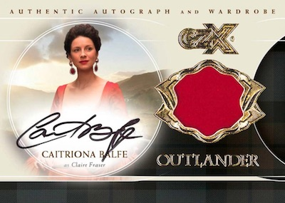 2019 Cryptozoic CZX Outlander Trading Cards 4