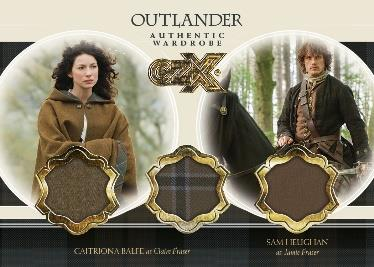 2019 Cryptozoic CZX Outlander Trading Cards 32