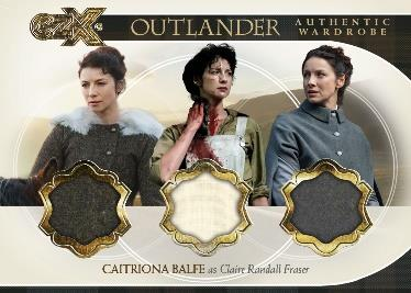 2019 Cryptozoic CZX Outlander Trading Cards 6