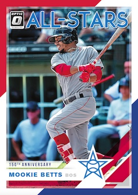 2019 Donruss Optic Baseball Cards 4