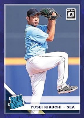 2019 Donruss Optic Baseball Cards 3