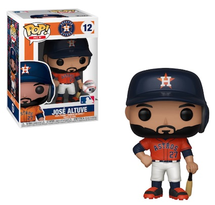 Ultimate Funko Pop MLB Figures Checklist and Gallery 25