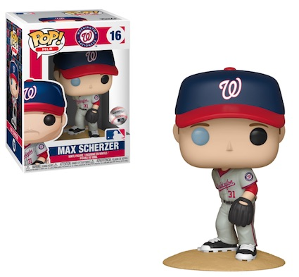 Ultimate Funko Pop MLB Figures Checklist and Gallery 33