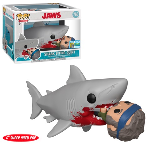Funko Pop Jaws Vinyl Figures 8