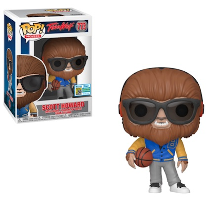 Funko Pop Teen Wolf Vinyl Figures 6