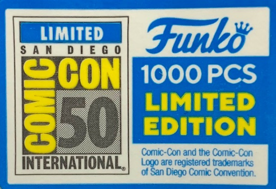 2019 Funko San Diego Comic-Con Exclusives Gallery and Checklist 1