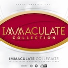 2019 Immaculate Collection Collegiate Football Cards