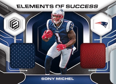 2019 Panini Elements Football Cards 8