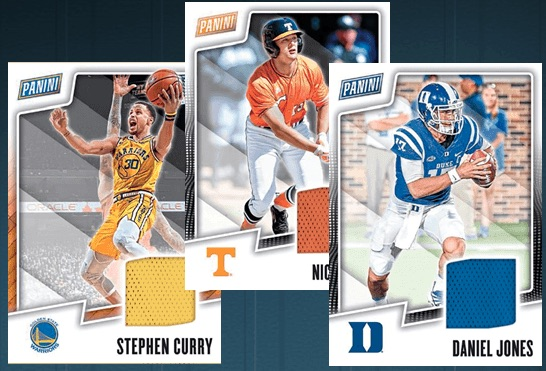 2019 Panini Father's Day Multi-Sport Trading Cards 4